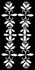 Black White Wallpaper Patterns Free Vector Cdr