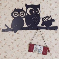 Owls Hanger Free Vector Cdr