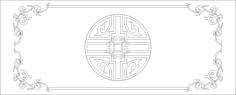马赛克拼花 jdm106 Free Vector Cdr