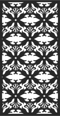 Seamless Black White Pattern Free Vector Cdr