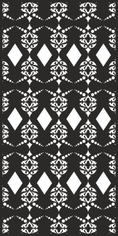 Vector Seamless damask pattern Free Vector Cdr