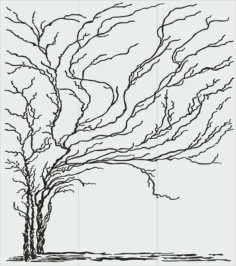 Free Glass Etching Pattern Free Vector Cdr