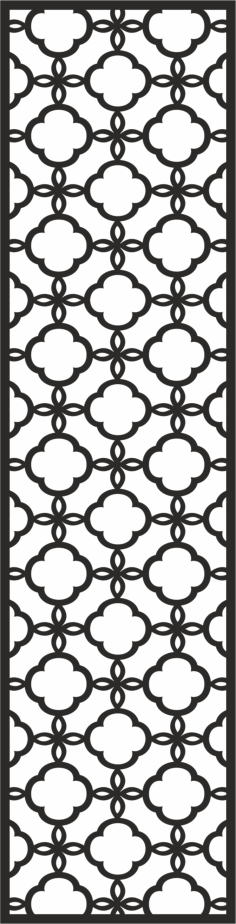 Wrought Iron Window Design Silhouette Cutout Vector Free Vector Cdr