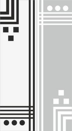 Line Art Sandblast Pattern Free Vector Cdr