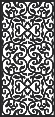Swirls background black and white Free Vector Cdr