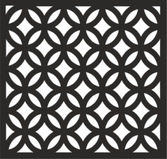 Decorative Wall Panel Free Vector Cdr