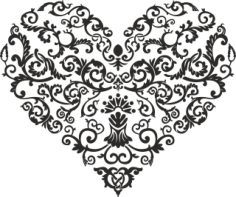 Shaped Heart Vector Free Vector Cdr