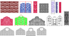 Wedding Screens Mega Collection Free Vector Cdr