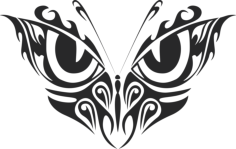 Butterfly Vector Art 033 Free Vector Cdr