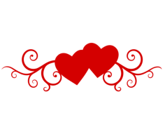 Happy Valentine's Day Stickers Free Vector Cdr