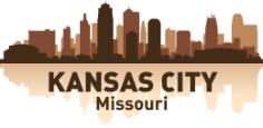 Kansas City Skyline Free Vector Cdr