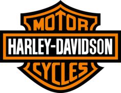 Harley Davidson Logo Vector Free Vector Cdr
