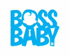 The Boss Baby Sticker Free Vector Cdr