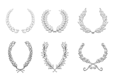 Fashion Ornaments Free Vector Cdr