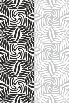 Simple wavy classic sandblast pattern Free Vector Cdr