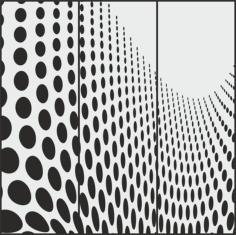 Sandblast Pattern 2170 Free Vector Cdr