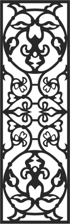 Damask Seamless Floral Pattern Free Vector Cdr