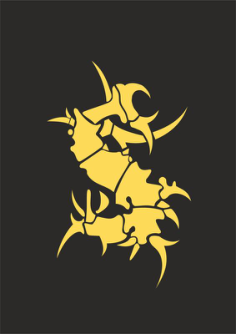 Sepultura Logo – Tribal Free Vector Cdr