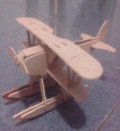 Hydroplane Laser Cut Free Vector Cdr