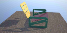 Laser Cut Chair Free Vector Cdr