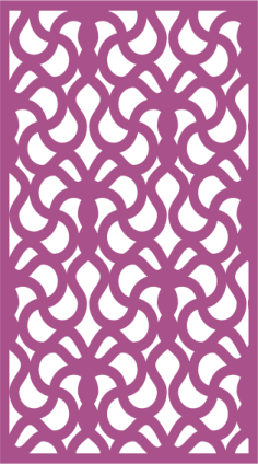 Laser Cut Vector Panel Seamless 298 Free Vector Cdr