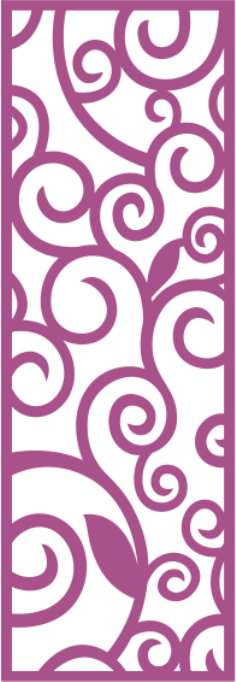 Laser Cut Vector Panel Seamless 218 Free Vector Cdr