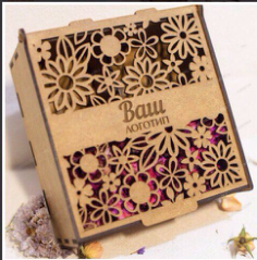 Decorative Box Laser Cutting Free Vector Cdr