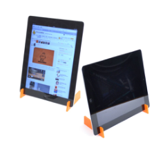 Laser Cut iPad Stand Free Vector Cdr