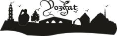 yozgat silhouette Free Vector Cdr