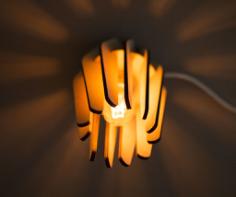 Lamp Laser Cut Free Vector Cdr
