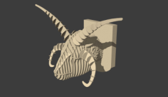 Chetyryokhrog 3D Puzzle Free Vector Cdr