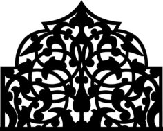 Arabic Ornament Pattern vector Free Vector Cdr