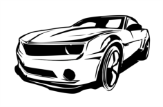Car Vector Design Free Vector Cdr