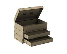 Caixa De Ferramentas Free Vector Cdr