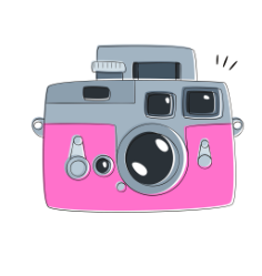 Camera Abstract Vector Free Vector Cdr