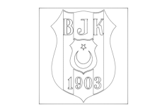 bjk Free Dxf for CNC