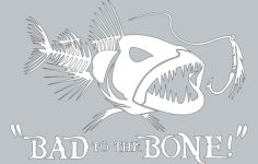 badbone Free Dxf for CNC