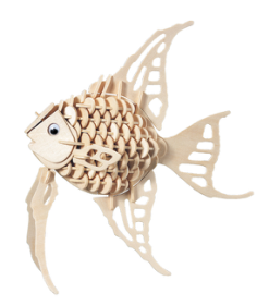 angel fish Free Dxf for CNC