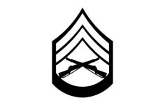 usmc gunnery Free Dxf for CNC