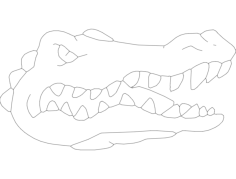 gator Free Dxf for CNC