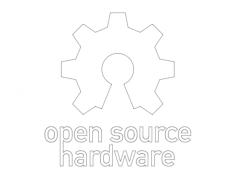 oshw-logo-r2000 Free Dxf for CNC