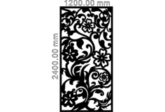 grille pattern Free Dxf for CNC