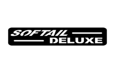 softail deluxe Free Dxf for CNC