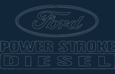 power stroke diesel 3 (small) Free Dxf for CNC