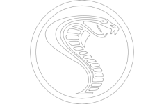 cobra Free Dxf for CNC