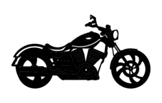 victory motorcycle Free Dxf for CNC