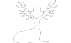 deerFree Dxf for CNC