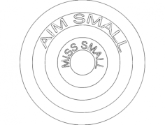 aimsmall Free Dxf for CNC