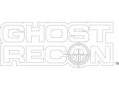 ghost recon Free Dxf for CNC