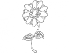 daisy 1-acad 14 Free Dxf for CNC